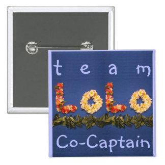 Team Lolo Co Captain button