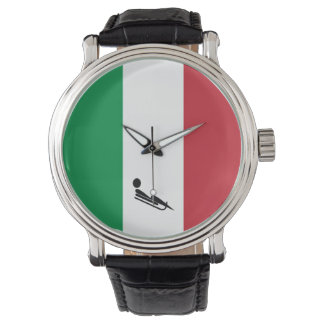 Team Luge Italy Watch