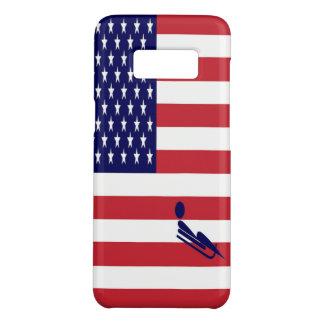Team Luge USA Case-Mate Samsung Galaxy S8 Case
