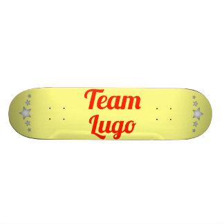 Team Lugo Skateboard Deck
