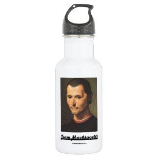 Team Machiavelli 532 Ml Water Bottle