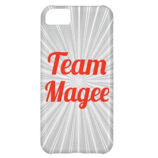 Team Magee iPhone 5C Cases