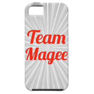 Team Magee iPhone 5 Case