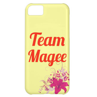 Team Magee iPhone 5C Covers