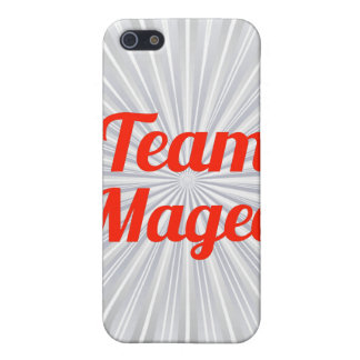 Team Magee Case For iPhone 5