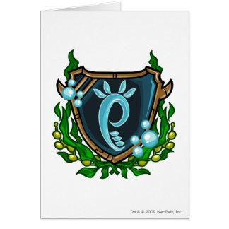 Team Maraqua Logo Greeting Card