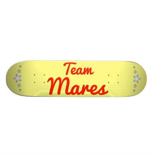 Team Mares Skate Boards