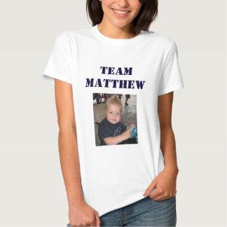 Team Matthew - Adult Female Shirt