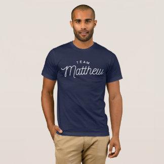 Team Matthew T-Shirt