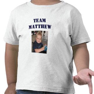 Team Matthew - Toddler Tshirt