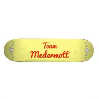 Team Mcdermott Skate Board Decks