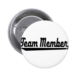 Team Member Buttons