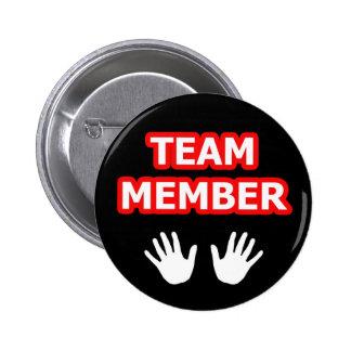 Team Member Button
