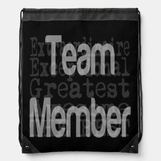 Team Member Extraordinaire Backpacks