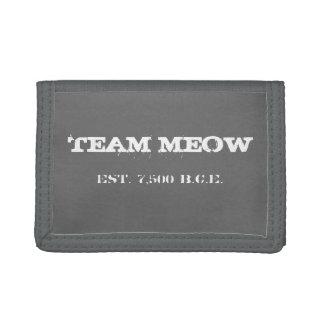 Team Meow Wallet