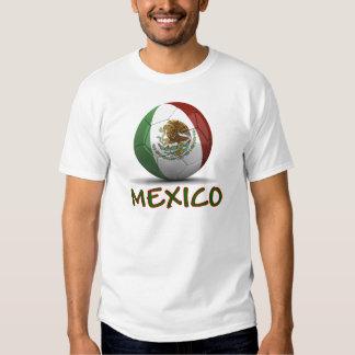 Team Mexico FIFA World Cup Soccer gear T Shirt