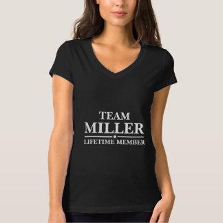 Team Miller Lifetime Member Tshirt