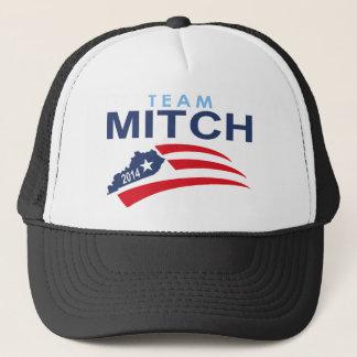Team Mitch Trucker Hat