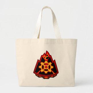 Team Moltara Logo Jumbo Tote Bag