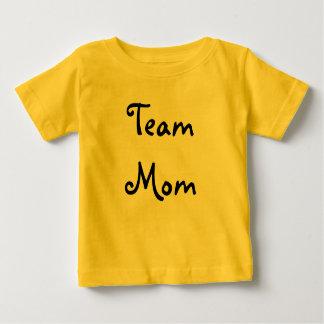 Team Mom Baby T-Shirt