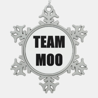 TEAM MOO ORNAMENT
