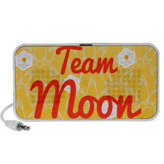 Team Moon Mini Speakers