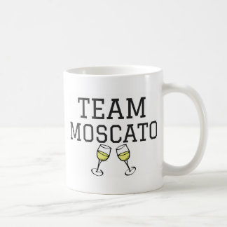 Team Moscato Coffee Mug
