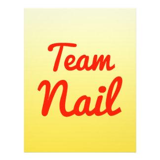 Team Nail Flyers