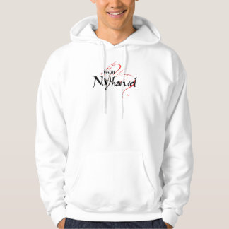Team NATHANIEL! (light hoodie) Hoody