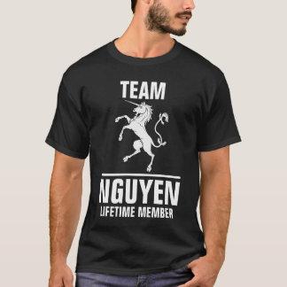 Team Nguyen lifetime member T-Shirt