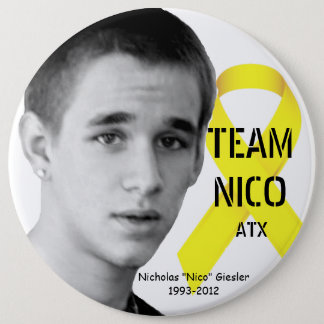 Team Nico Button