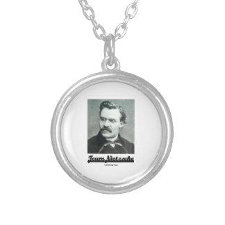 Team Nietzsche Friedrich Nietzsche Personalized Necklace