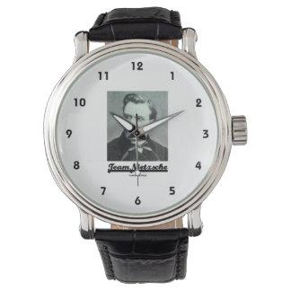 Team Nietzsche Wrist Watch