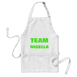 Team Nigella apron