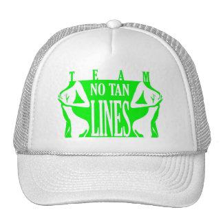 Team No Tan Lines Cap