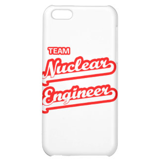 Team Nuclear Engineer iPhone 5C Covers