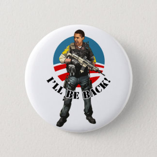 Team Obama 2012 6 Cm Round Badge