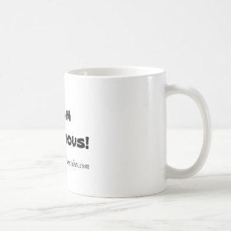 Team Obnoxious! Basic White Mug