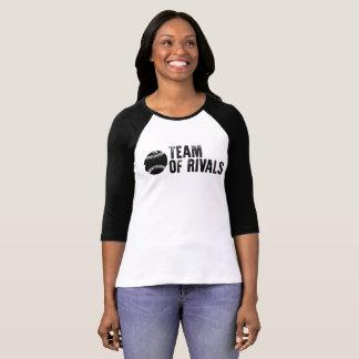 Team Of Rivals Podcast Women 3/4 sleeve Raglan T-Shirt