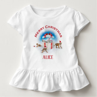 Team of young tigers | Best Christmas Gifts Ever Toddler T-Shirt