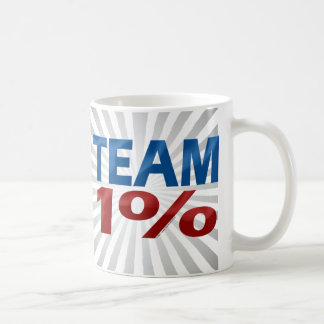Team One Percent, Anti-Occupy Coffee Mug