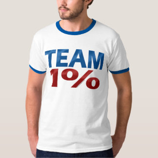 Team One Percent, Anti-Occupy Wall Street T-Shirt