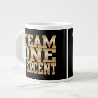 Team One Percent, Get Rich Jumbo Mug
