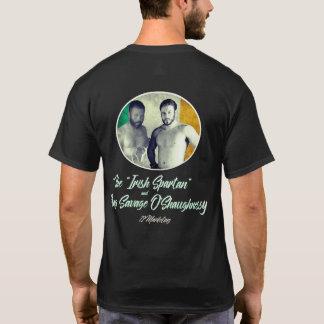 Team o'shaughnessy fighting shirt irish w/ back