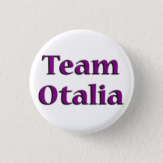 Team Otalia Button 1 1/4 inch