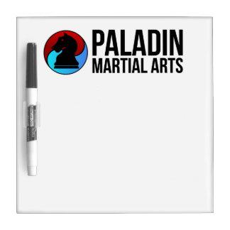 Team Paladin Dry Erase Board (Small Square)