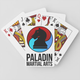 Team Paladin Playing Cards