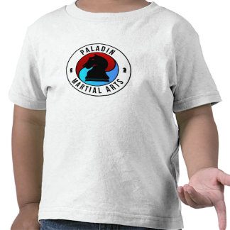 Team Paladin Toddler T-Shirt