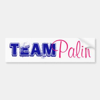 Team Palin! - Bumper Sticker