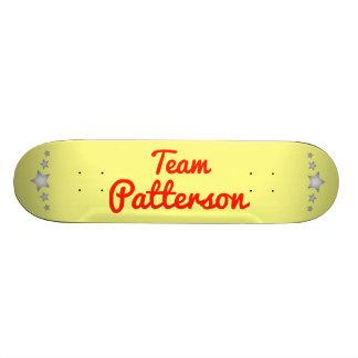 Team Patterson Skateboard
